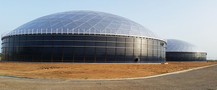 Glass Steel Tank